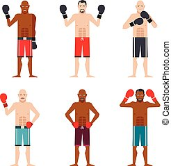 Set of Boxers