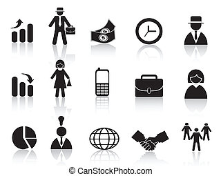 set of business icon for design