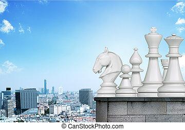 Set of chessmen
