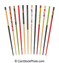 Set of chopsticks - Chopsticks
