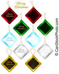 Set of Christmas Gift Tags / Sale T