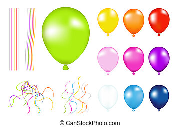 Colorful Balloons