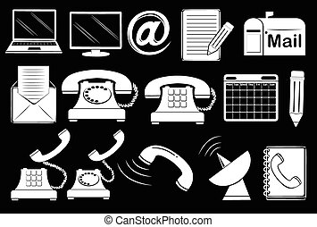 Set of communication tools