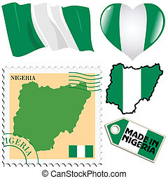 national colours of Nigeria