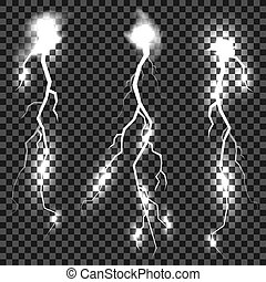 Set of Different Thunders