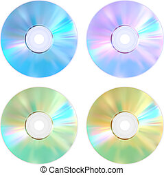 Set of disks