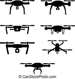Set of drones