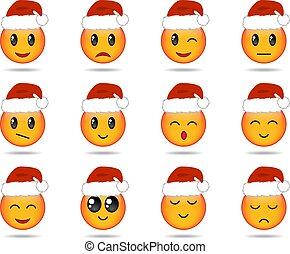 set of emojis