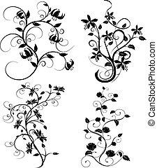set of flourishes.eps