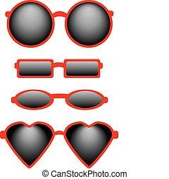 Set of Four Sunglasses