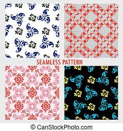 set of four vector patterns