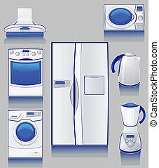 domestic technique for a kitchen