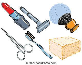 hygienic objects