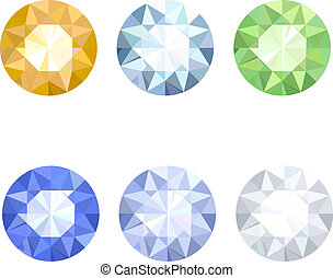 Set of jewels