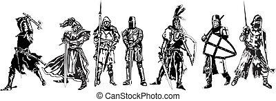 set of knights