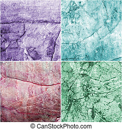 set of line on curve Marble stone texture background