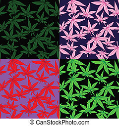 set-of-marijuana-patterns