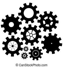 set of mechanisms