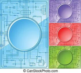 Set of Microchips
