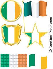 set of national subjects Ireland