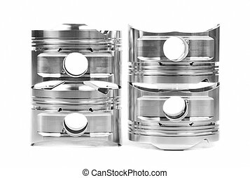 set of new piston spare part