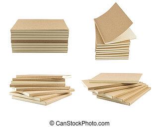 Set of notebook