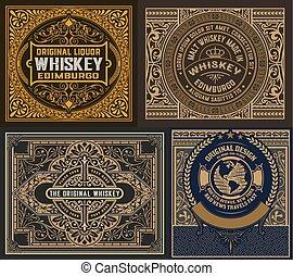 Set of old labels