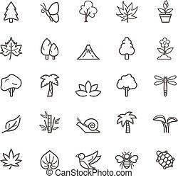 Natural Icons