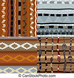 Set of patterns  primitive pattern