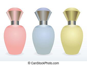 Set of perfume for women
