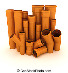 Set of pipes