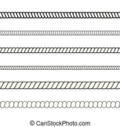 set of rope pattern