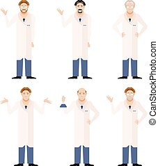 Set of Scientists