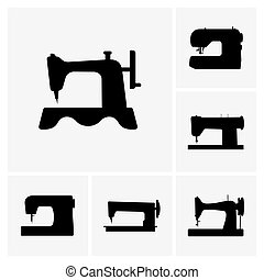Sewing machines - Set of Sewing machines