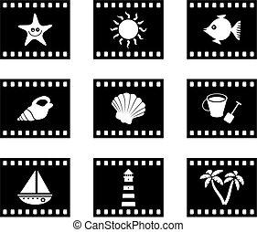 beach film