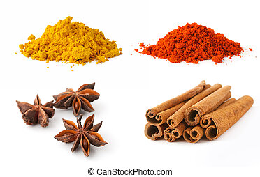 Set of spices 2