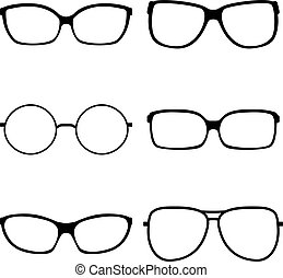 Set of sunglasses