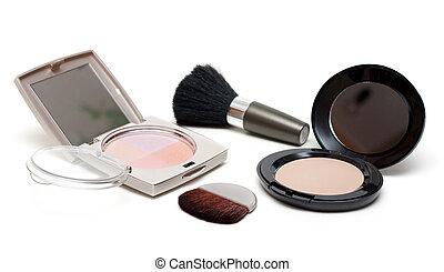 Set of the make-up