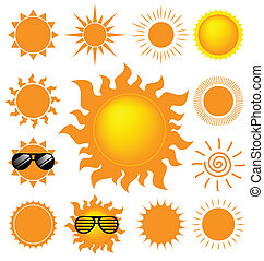 Set of the sun