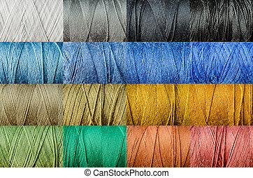set of threads