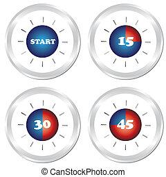 set of timer. EPS10