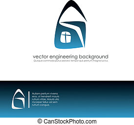 set of vector buildings design
