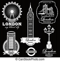 set of vector patterns with London