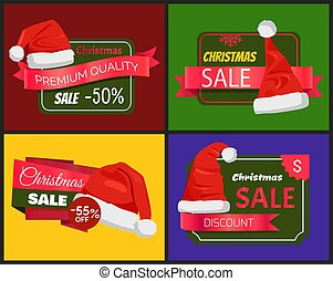 Set of Winter Badge Premium Quality Christmas Sale