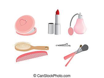 women accessories - Set of women accessories