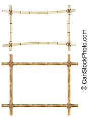 Set of Wooden frame