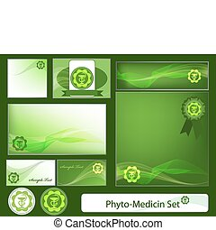 set, phyto-medicine