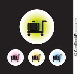 set, pictogram