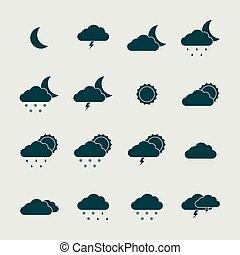 set., pogoda, ikona
