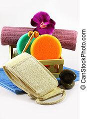 Set spa objects